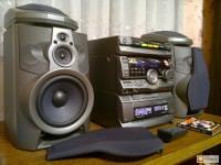 Музыкальный центр Sony MHC-V808
