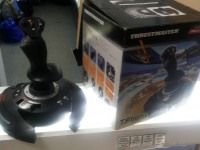 !Джойстик Thrustmaster T.Flight Stick X