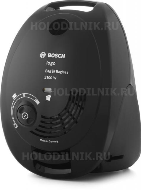 Пылесос Bosch BSG 62185 logo bag & bagless