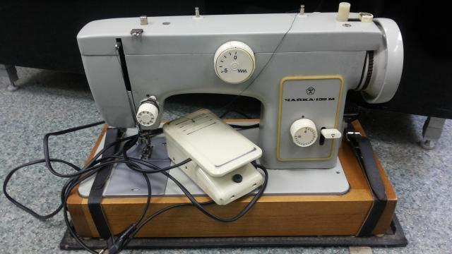Ремонт швейной машины чайка 132м своими руками 15