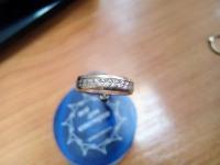 Кольцо Золото 585 (14K) вес 1.85 г