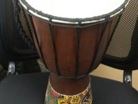 Африканский барабан ДЖЕМБЕ