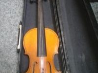 *Скрипка