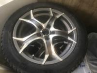 Колеса Michelin на литье R17