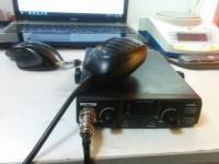 Автомобильная радиостанция vector v27  Comfort