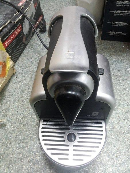 Кофеварка капсульная Nespresso D100