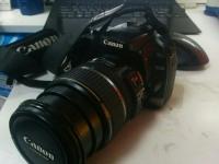 Canon EOS 400 объектив Canon 18-55
