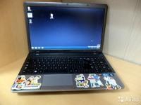 Ноутбук Samsung Л2-656