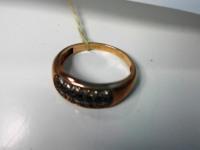 Кольцо Серебро 925 вес 3.15 гр.