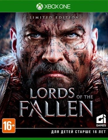 Диск Xbox One Lords of The Fallen