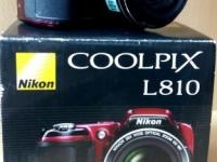Фотоаппарат Nikon Coolpix L840 Л2-718