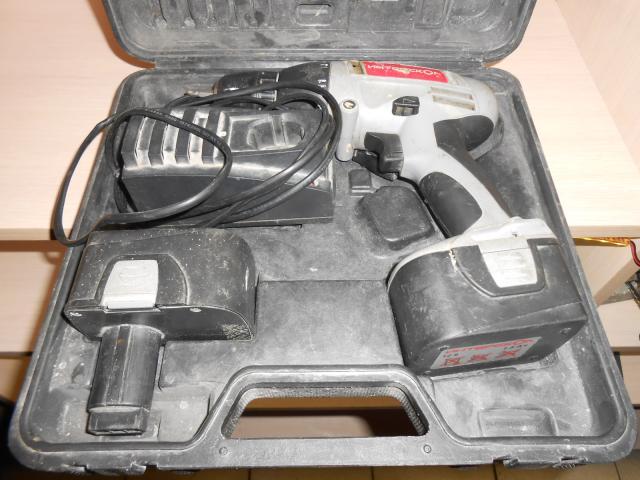Шуруповерт  Интерскол ДА-12 ЭР-01 ( в кейсе, зарядное, доп.АКБ) №41