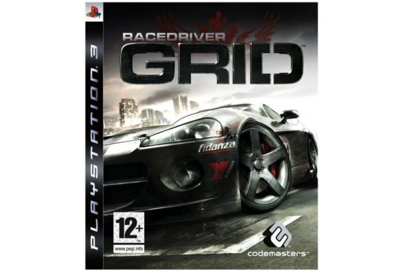 Диск PS3 GRID