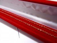 Цепь 1Н 6253/1 Золото 585 (14K) вес 0.73 гр.