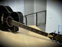 Акустическая гитара CRUSADER CF-6000 CFM