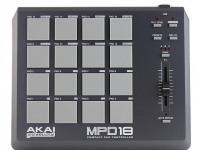 Контроллер AKAI PRO MPD18