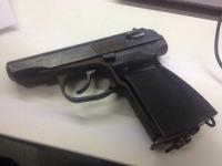 *Пневматический пистолет МР-654К Baikal