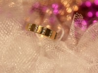 Кольцо 3П452 Золото 585 (14K) вес 2.24 гр.