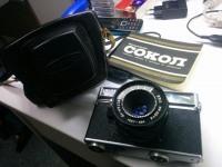 Фотоаппарат сокол