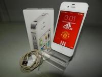 Телефон Apple iPhone 4S 8Gb ( коробка, заряденое, ключ, инструкция)