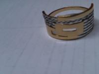 Кольцо Золото 585 (14K) вес 2.67 г