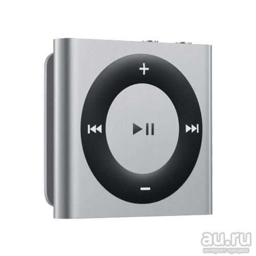 Apple iPod shuffle 4 2Gb наушники + з/у (ФЬ-01)