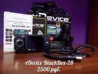 Видеорегистратор xDevice BlackBox 28