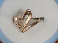 Кольцо. Золото 585 (14K) вес 2.23 г