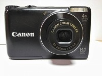 Циф.фот.аппарат Canon Power Shot a2200 hd з/у
