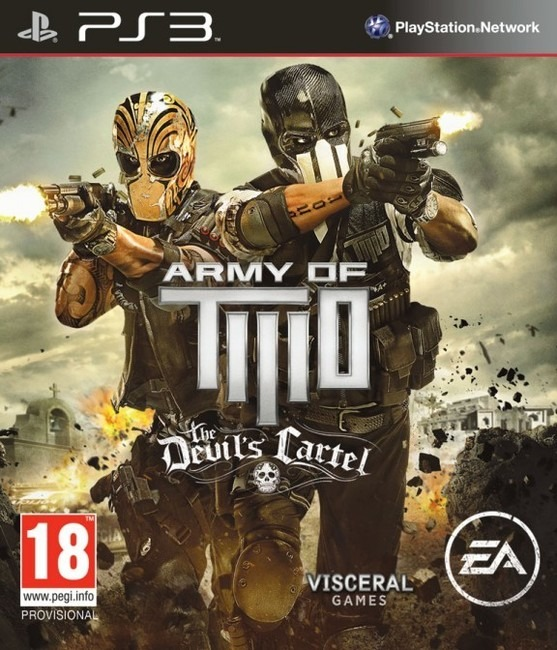 Диск PS 3  Army of TWO