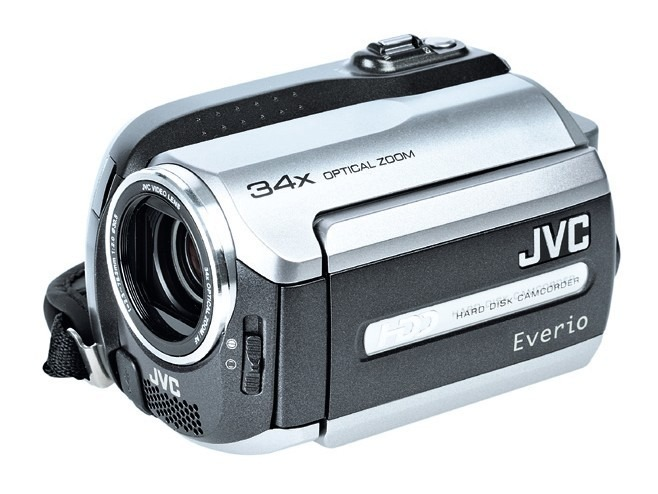 Видеокамера JVC Everio GZ-MG130