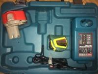 Дрель-шуруповерт Makita 6271DWPE(в комплекте съемный аккумулятор,дополнительный аккумулятор, зу) в чемодане