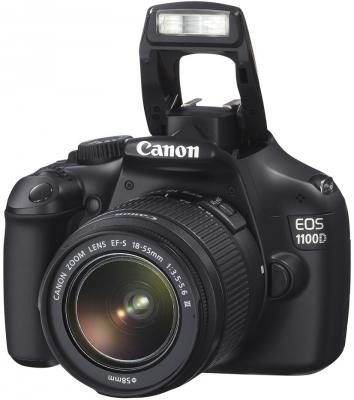 *CANON EOS-1100D DC 18-55 III KIT