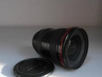 Объектив Canon EF 17-40mm f/4.0L USM в кофре №59