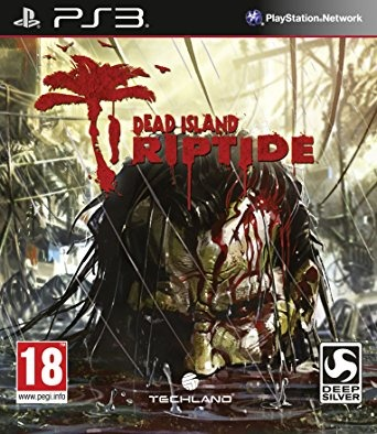 Диск PS3 Dead island: Riptide