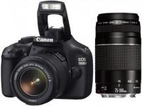 Canon 1100D 75-300mm