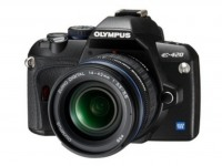 Зеркальный фотоаппарат Olympus E-420 Kit