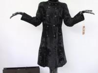 Пальто из меха каракуля Braschi 42-44