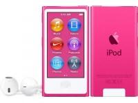 MP3 плеер iPod nano 16Gb pink