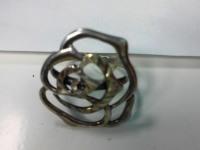 Кольцо Серебро 925 вес 2.39 гр.