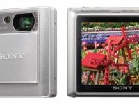 Цифровой фотоаппарат Sony Cyber-shot DSC-T20