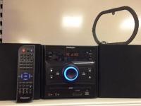 !Микросистема Rolsen RMD-300