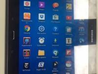 *Планшет Samsung Tab3