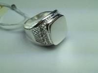 Перстень  44000033 Серебро 925 вес 7.99 гр.