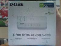 Свич D - link 1005