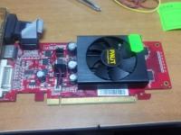 Видиокарта gf210 ddr2