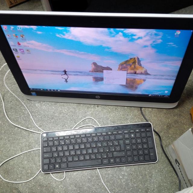 Моноблок Моноблок HP 22-3004ur N9W17EA