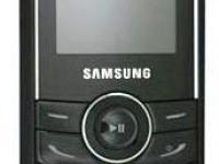 Samsung E 2232 black