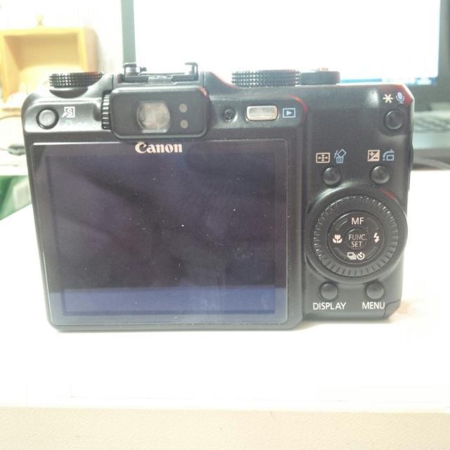 Цифровой фотоаппарат CANON POWERSHOT G9