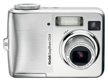 *Фотоаппарат Kodak EasyShare CD43